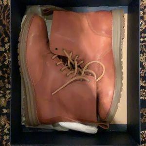 Cole Haan Woodbury Boots (never worn)
